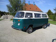 Volkswagen T2 bus - 1977