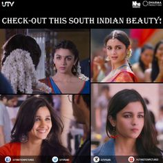 She can blend into any character seamlessly. Hit like for the beautiful #AliaBhatt as #Ananya in #2States