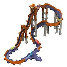 Chuggington Die-Cast - Rescue at Rocky Ridge Stack Track Set -  FOR NICKY'S B.D.