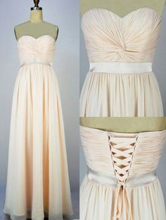 These dresses would be pretty in a deep Burgundy :)