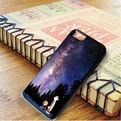 Calvin And Hobbes Star Night Nebula iPhone 6|iPhone 6S Case