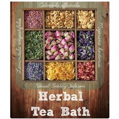 These DIY herbal bath teas are much like teas for drinking, herbs chosen for their stress-relieving and relaxation-inducing qualities tossed into hot water. #plantbased  #healing  #homeopathic  #rememdy  #DIY  #healingplants