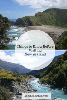 Things to Know Before Visiting New Zealand // http://thegadaboutaz.com