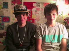 IF YOU HAVE NOT SEEN THE VIDEO OF AUSTIN AND ALEX EATING SKITTLES STOP WHATEVER YOU'RE DOING AND GO WATCH IT!!!!!!!