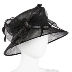 Sinamay Bow Dressy Hat  found at @JCPenney