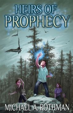 Heirs of Prophecy is thrilling magical fantasy land of fun & excitement. Michael Rothman holds nothing back, as he brings an incredibly interesting & adventure filled novel of originality, mystery, & suspense to life. In many ways, those who enjoyed the Harry Potter series, will fall in love with this one, as it sparkles to life with so much vivid imagination that readers will be left craving more of this unique story with it's own twists & turns of dangerous peril & magical trials.