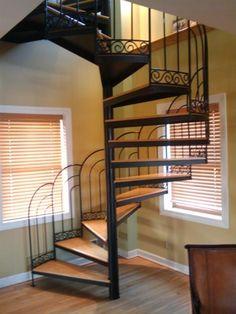 gaya tangga modern rumah minimalis 2015 desain interior