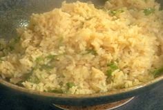 Mixed Herb Rice Pilaf Recipe. this is my favorite way to cook a bunch of rice at one time. adjust the seasonings for spanish rice.