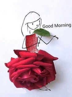 good morning images with rose Good Morning Greetings, Good Morning Good Night, Good Morning Wishes, Good Morning Quotes, Birthday Greetings, Birthday Wishes, Birthday Cards, Happy Birthday Rose, Illustration Mode