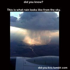 did you know? Saw a lot of this when Billy and I flew to Alabama last summer! scary when you're up there trying to dodge them!<<did billy enjoy seeing Zeus's reign? Only posting ont his board bc of this comment btw Pretty Pictures, Cool Photos, Funny Pictures, All Nature, Amazing Nature, Did You Know Facts, Wow Art, Wtf Fun Facts, To Infinity And Beyond