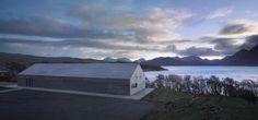 Community centre. isle of skye