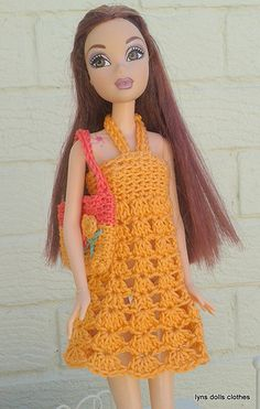 Free crochet patterns for barbie in french dolls miscellaneous free crochet patterns for barbie in french dolls miscellaneous pinterest barbie free crochet and crochet dt1010fo