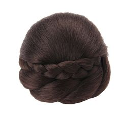 Smilco Hair Chignon Hairpieces Synthetic Hair 1 Piece 11 Colors DOME016 (6) *** Read more reviews of the product by visiting the link on the image.