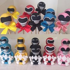Power Rangers, Donald Duck, Ranges, Disney Characters, Instagram, Candy Party, Kids Part, Little Girls, 3 Year Olds