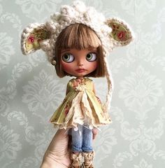 Hazel... Custom Blythe Doll by LoveLaurie