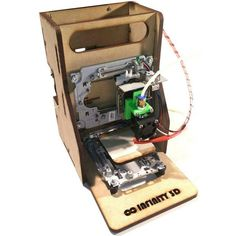 Build your own e-waste 3D printer for $120. Good article if you follow the link. Hope to build one this summer!