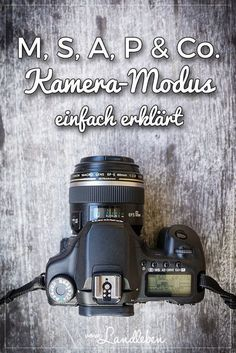 Kamera-Modus: was bedeuten M S A P & Co. Kamera-Modus einfach erklärt Fotografie-Tutorial The post Kamera-Modus: was bedeuten M S A P & Co. appeared first on Fotografie. Dslr Photography Tips, Photography Lessons, Artistic Photography, Photography Tutorials, Digital Photography, Portrait Photography, Food Photography, Hobby Photography, Portrait Images