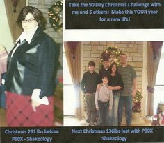 Christmas Challenge!  Don't wait for 2013 to change your health and fitness!  Start now and be that closer!  Join my team for free at this link and I'll help you with your program!  http://kathymcdonaldfitness.com/join-my-team/