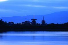 勝間田の池