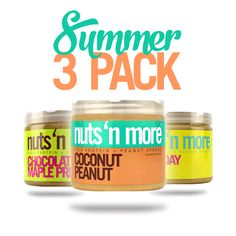High Protein Spread Summer Pack