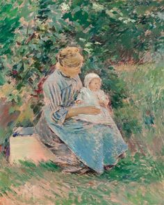 View Normandy Mother and Child Marie Trognon and Baby by Theodore Robinson on artnet. Browse upcoming and past auction lots by Theodore Robinson. Theodore Robinson, Paula Modersohn Becker, Global Art, Normandy, Mother And Child, Art Market, Oil On Canvas, Children, Baby