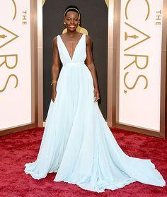 Lupita Nyong'o: 2014 Oscars