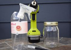 How to Turn a Glass Jar Into an Eco-Friendly Spray Bottle