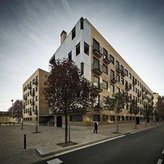 Social Housing Bon Pastor,© Jordi Surroca