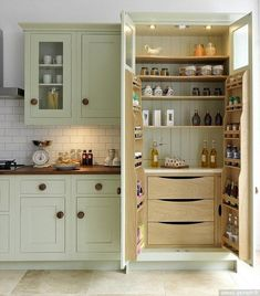 45 Unique Kitchen Pantry Ideas With Form And Function