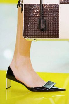 Fall, Shoes, Purses, and Accessories 2013 - Spring 2013 Accessory Trends - Harper's BAZAAR - Louis Vuitton <3