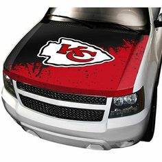 Kansas City Chiefs Hood Cover