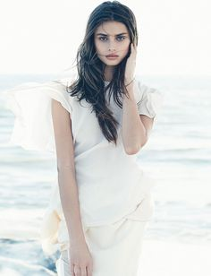 taylor hill by an le for numéro russia october 2015 | visual optimism; fashion editorials, shows, campaigns & more!