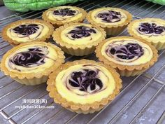 Blueberry cheese tart is made with crisp pastry, filled with rich cream cheese filling and top with bright beautiful blueberry filling. It has a great combination of sweet with hints of fruity sour…