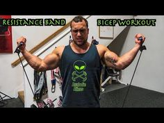 Enjoy this 10 Minute Real-Time Resistance Band Workout? In this workout we are hitting a 10 minute real-time resistance band workout. Biceps Workout Chart, Bicep Workout Routine, Bicep And Tricep Workout, Arm Workout With Bands, Killer Bicep Workout, Workout Routines, Pop Workouts, Good Arm Workouts, Killer Workouts