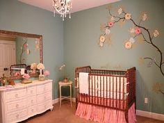 Custom Baby Nursery Ideas On A Budget Glückliches S Paintings