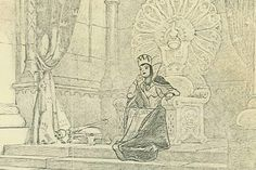 Evil Queen Storyboard from Snow White