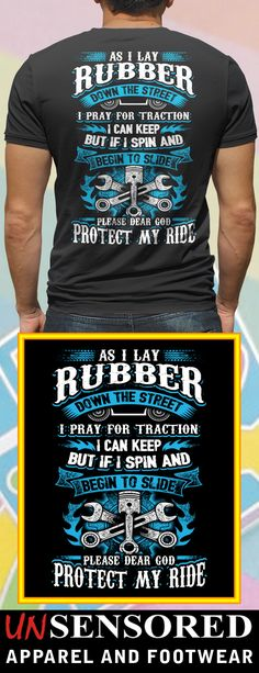Protect My Ride - Grab our brand new Shirts! Not Sold In Stores. Only available for limited time and makes for a perfect gift, so get yours now before time runs out!