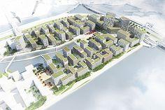Visuals - HafenCity - Projects - KCAP