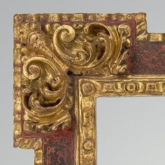 Spanish Frame, Charles II Style. Find this and other decorative arts at CuratorsEye.com.