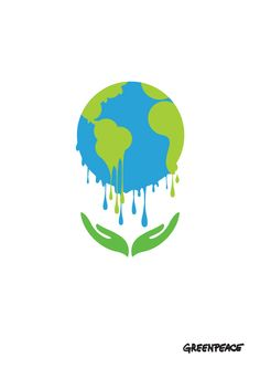 Greenpeace - Logo Design on Behance
