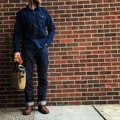 Blue. Big surprise. Have a great one!! #redwingheritage #Filson #royjeans #roydenim #unsanforized #snakeoilprovisions #rogueterritory#sartorial #fashiongram #simplydapper #gqinsider #menwithfashion #thestylestack#Streetstyle #gqinsider #ootdmen #detailedgent#supercasual #casualclobber #clobber#Style #menswear #Instafashion #Streetstyle #gqinsider #ootdmen #detailedgent #esquire by bothrops1