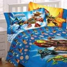 Skylanders Fans Will Just Love A Bedroom Designed Around Their Favorite  Game Theme And Toys! If You Are Working On A Skylanders Themed Bedroom.