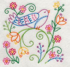 Machine Embroidery Designs at Embroidery Library! - Color Change - J6307