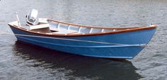 Lovely wood boat for fishing, crabbing, pleasure