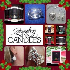 Jewelry In Candles www.jewelryincandles.com/store/kittyscandles
