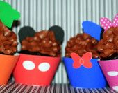 MICKEY MOUSE Clubhouse Decorations-Mickey Mouse Birthday Party  PDF. $29.99, via Etsy.