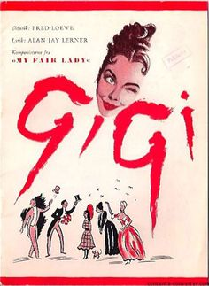 CINELODEON.COM: Gigi. Vincente Minnelli