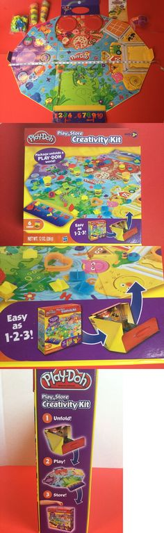 Play-Doh Modeling Clay 11740: Play-Doh Creativity Case Children S Educational Art Activity Boy Girl Kids Gift -> BUY IT NOW ONLY: $37.49 on eBay!