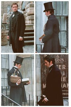 Richard Armitage, Mr. John Thornton - North & South (TV, Mini-Series, 2004) #elizabethgaskell