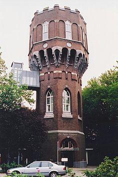 Watertoren Middelburg.